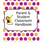 This 13-page handbook is perfect to give to families at the beginning of the school year.  Includes: classroom schedule, CCSS, general classroom info, behavior expectations, school policies, testing info, grading, and communication