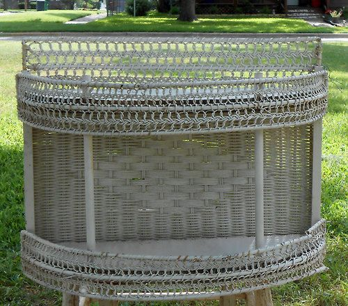 112 Best Images About Old School Wicker On Pinterest