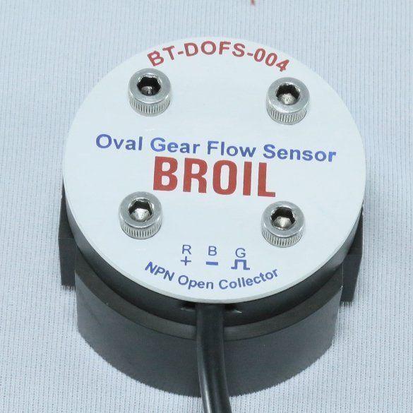 mini fuel flow sensor