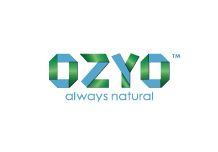 Stylish typo design for the domain OZYO.COM