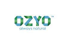 Stylish typo design for the domain OZYO.COM