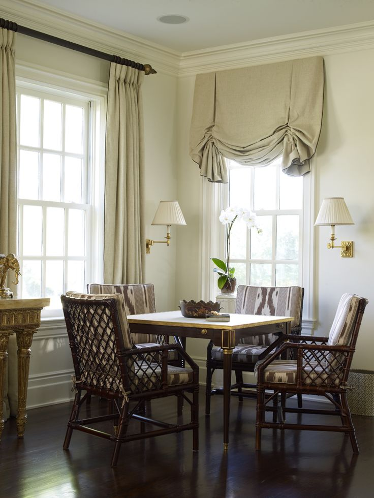 6405 best WINDOW GLAMOUR images on Pinterest Curtains, Window - balloon curtains for living room