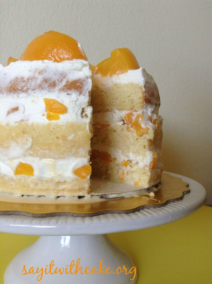 Tres Leches Cake Recipe Pinterest