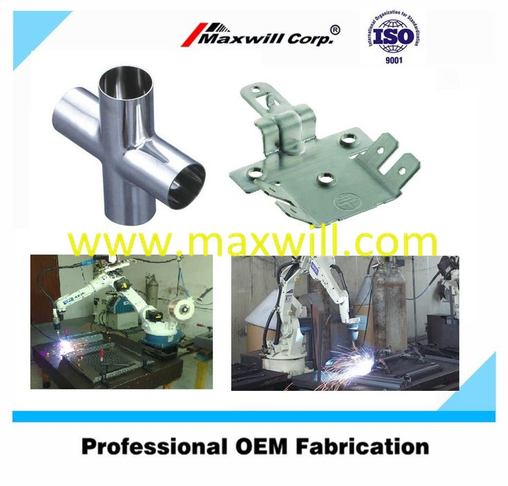 Customized fabriation services metal welding parts
