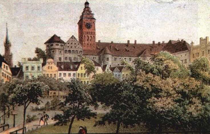 История и современность - Кёнигсберг 19 века в живописи и рисунке - Königsberg.
