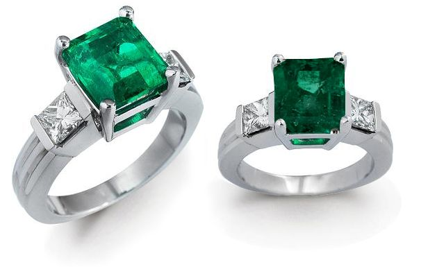 Enerald Ring
