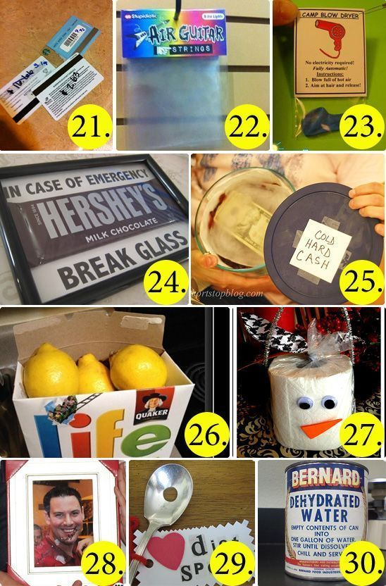 50 Hilarious and Creative White Elephant Gift Ideas! hahahahahahahah I am  going to do this! #whiteelephant #giftideas - 50 Fun White Elephant Gift Ideas For 2018 Party Ideas {For Adults