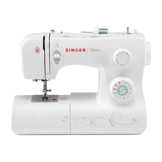 @Overstock - Singer Talent 3321 Sewing Machine - 23 built in stitchesAutomatic 4-step buttonholeFree arm for sewing pant legs and shirt cuffs     http://www.overstock.com/Crafts-Sewing/Singer-Talent-3321-Sewing-Machine/6290303/product.html?CID=214117  $139.97