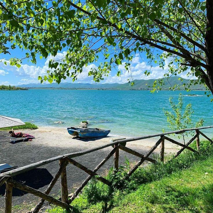 нашего пляжи на озере севан фото гариков относится той