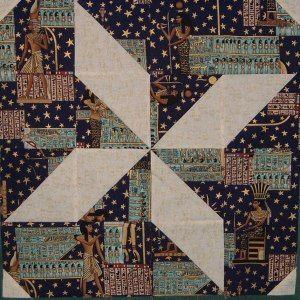 Jessica Smith's Precious Fabric block 15