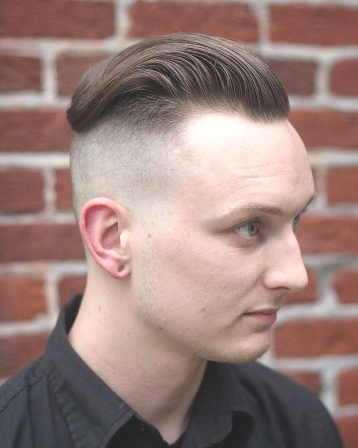 best haircut for receding hairline black male