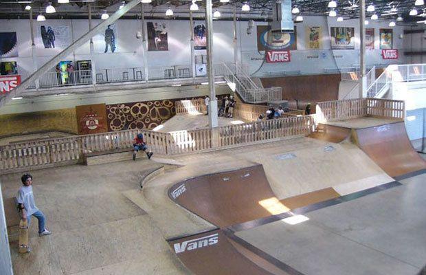 Vans Skatepark - The 25 Best Skateparks in the World   Complex CA