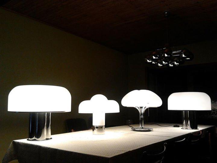 Oltre 25 fantastiche idee su lampade da tavolo vintage su for Arp arredamenti