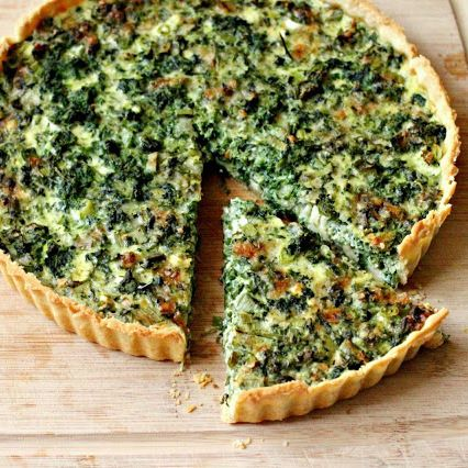 I love quiche.. For breakfast lunch or dinner