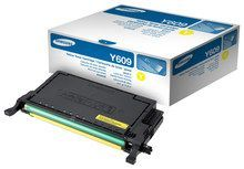 Samsung - Y609 XL High-Yield Toner Cartridge - Yellow
