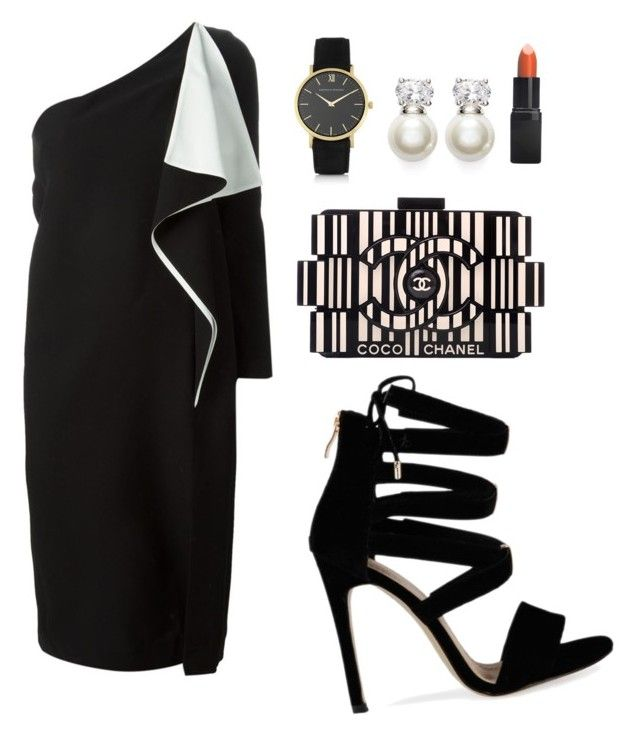 My First Polyvore Outfit by mylittlestar on Polyvore featuring polyvore moda style Chloé Chanel Larsson & Jennings Judith Jack Barry M fashion clothing