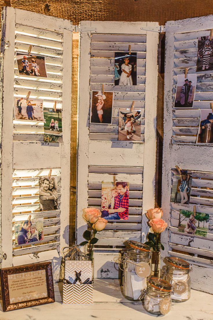 Uncategorized outdoor vintage glam wedding rustic wedding chic - Rustic Chic Wedding At The Farm At Eagles Ridge