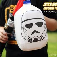 Star Wars Repurposed Craft for Kids