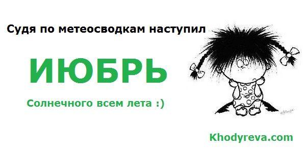 khodyreva.com