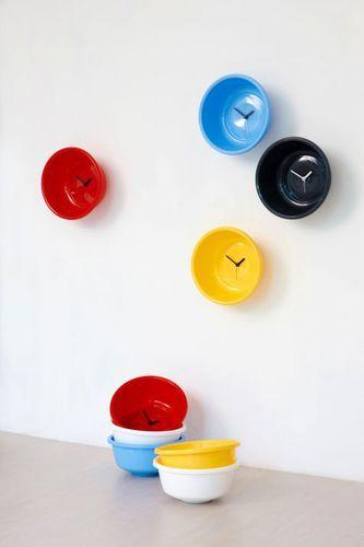 Orologio moderno / da parete / indoor CATINO by Lorenzo Damiani DIAMANTINI & DOMENICONI