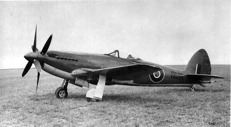Supermarine 396 Seafang F.32