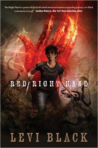 254 best paranormal urban fantasy images on pinterest book show red right hand by levi black tor books july 26 2016 fandeluxe Gallery