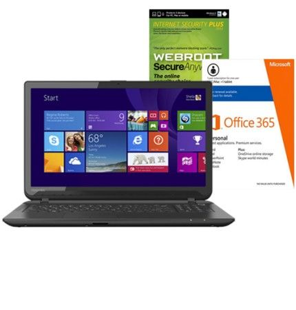 Best Buy Deal of the Day! Toshiba Satellite Touch-Screen Laptop $299.99 - http://www.pinchingyourpennies.com/best-buy-deal-of-the-day-toshiba-satellite-touch-screen-laptop-299-99-2/ #Laptop