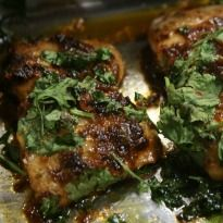 Macchi ke Sooley Recipe - Baked fish with chillies and mango powder, straight from Rajasthan.