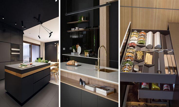 Kitchen Design Trends 2017 Storage