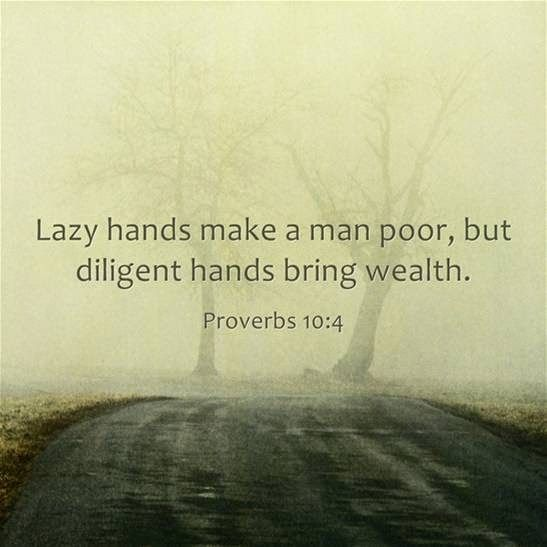 10 Motivational Quotes On Wealth Money: Hard Work Pays Off Always. Brought To You By Truly Rich