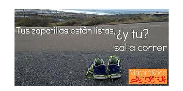 La mejor manera de empezar el día! Saldras hoy a correr? #Running #Training #MataroRace