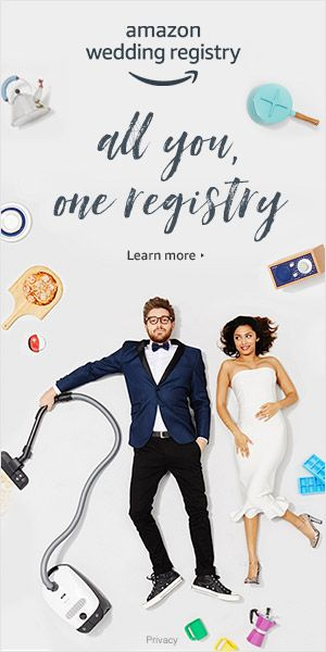 Find out why couples love Amazon Wedding Registry. The world's largest selection of gifts, completion discount, and bonus gifts are only the beginning.