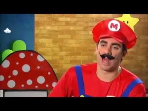 Documentário Mario Bros - Comédia MTV