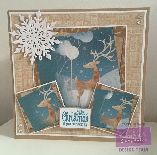 Crafter's Companion Nordic Christmas CD ROM - #crafterscompanion #Christmas
