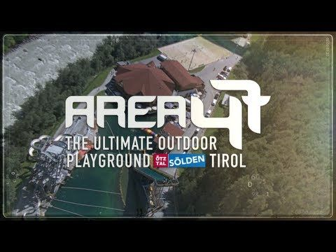 AREA 47 - The Ultimate Outdoor Playground (Official Trailer 2014) - YouTube
