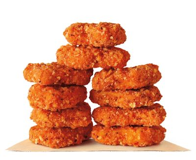Burger King Spicy Chicken Nuggets