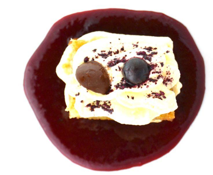 Tiramisú con Vineterra. En tus postres usa Vinesti, www.restauranteespadana.es