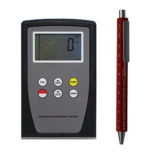 TR-Y-SRT-6100 Digital LCD Backlight Display Surface Roughness Tester Range Ra Rz  <b>The lead time is about 2-3 business days and shipping time is about 5-7 days.</b><br>  Multiple parameter measurement: Ra, Rz.  Be compatible with four standards of ISO, DIN, ANSI and JIS. When measuring the roughness of a surface, the sensor is placed on the surface and then uniformly slides along the surface by driving the mechanism inside the tester.  The sensor gets the surface roughness by the sha...