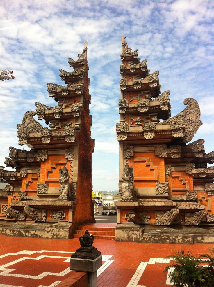 Ngurah Rai International Airport (DPS) in Denpasar, Bali