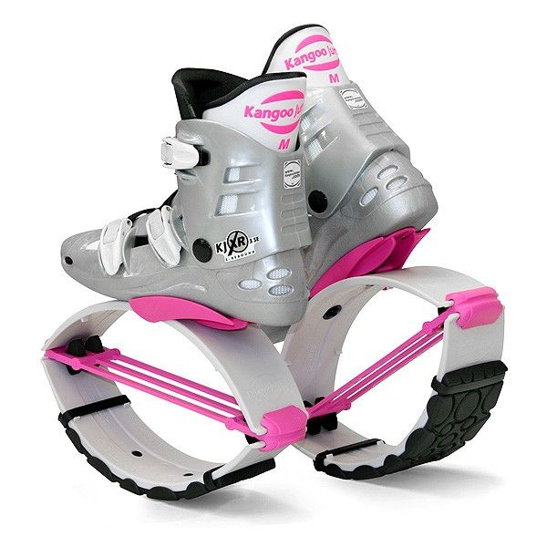 Working out should be fun right? Change up your cardio with Kangoo jump boots