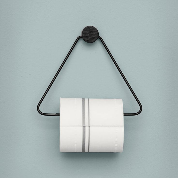 Love this toilet paper holder