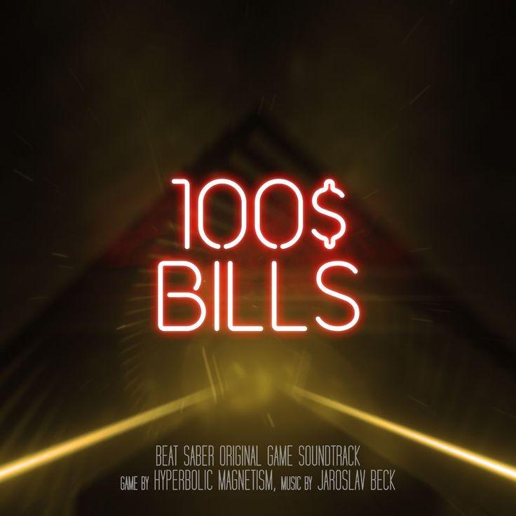 $100 Bills (Beat Saber Soundtrack Teaser) by Jaroslav Beck - $100 Bills (Beat Saber Soundtrack Teaser)