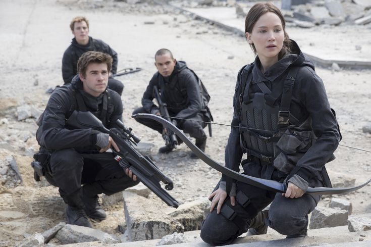 The Hunger Games - Mockingjay Part 2 (2015) | Bilder