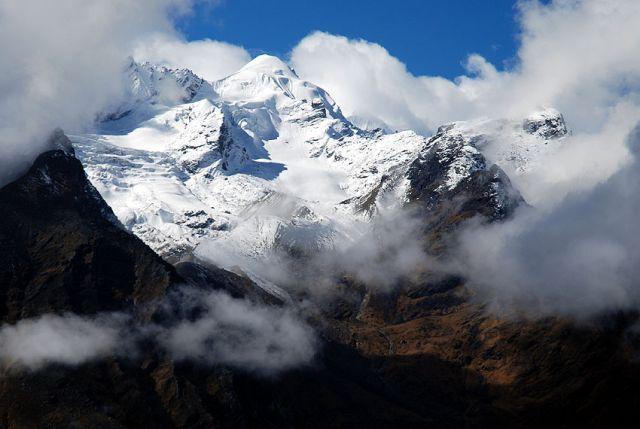 Langtang, Langtang, Trekking w dolinie Langtang, NEPAL