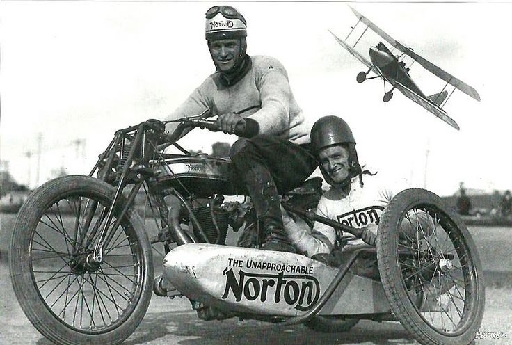 Love this picture! The unapproachable Norton