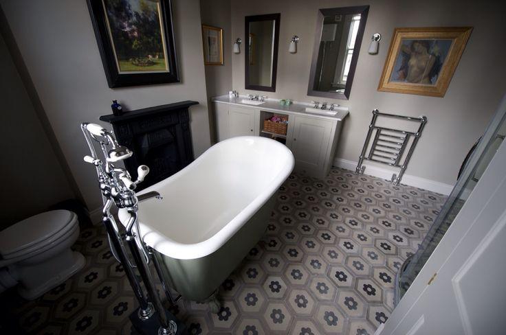 21 best creative floor tile images on pinterest for Best bathrooms dublin