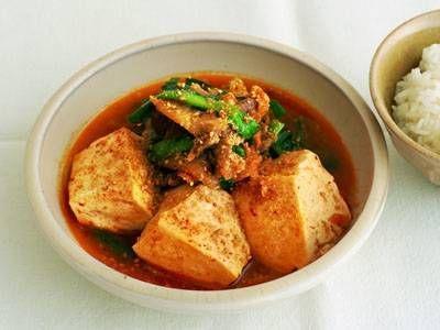 [肉キムチ豆腐] 料理レシピ みんなのきょうの料理