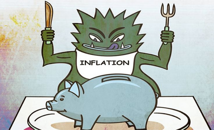 to what extent is inflation a serious Inflation can be a problem when it is unexpected or very high, which can result in economic instability and people being afraid to spend money, which hinders economic growth.
