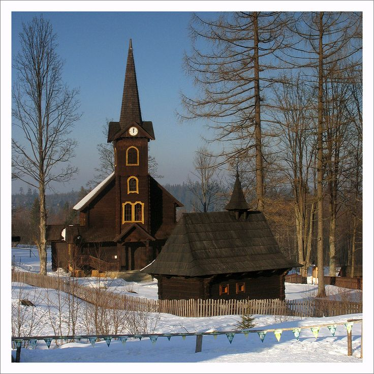 Tatranska Javorina - Tatranska Javorina, Presovsky