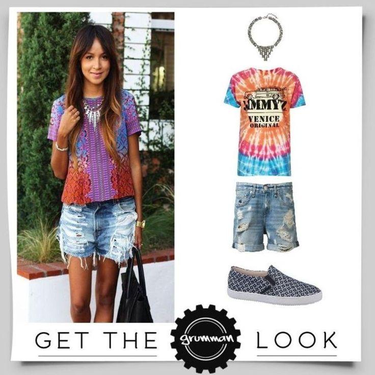 Get the Grumman Look: Ανακάλυψε τον δικό σου stylish τρόπο με τα Grumman Slip-on Sneakers και ξεχώρισε! #GrummanLook